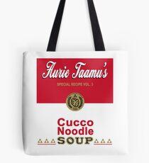 Cucco Noodle Soup Tote Bag