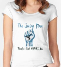 Theater That Moves You Women's Fitted Scoop T-Shirt