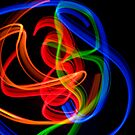 abstract light 2 by luisfico
