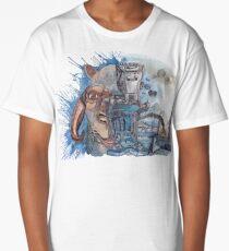 Battle of Hoth Long T-Shirt