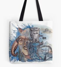 Battle of Hoth Tote Bag