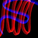abstract light 4 by luisfico