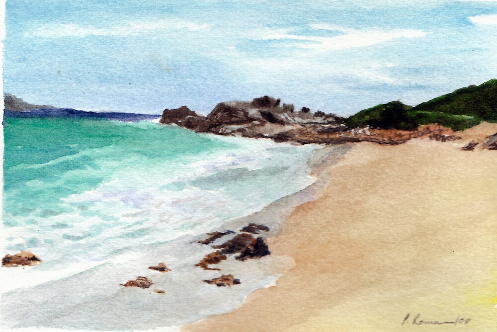The Ocean by pattirom