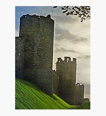 Three Towers Photographic Print