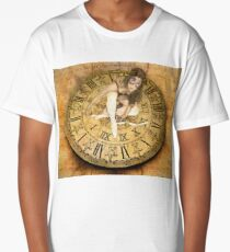 """Carnival of Time"" Long T-Shirt"