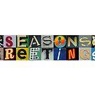 Season's Greetings by beanphoto