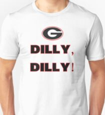 Bud Light Pit of Misery The Sequel Dilly Dilly Georgia Bulldogs football TV Commercial meaning T-Shirt