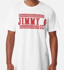 Camiseta larga Jimmy G