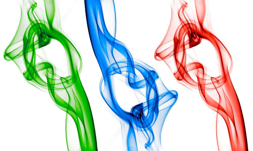abstract smoke 3 by luisfico