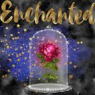 Enchanted Rose by erinbookdragon