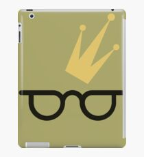 Royal Nerd iPad Case/Skin