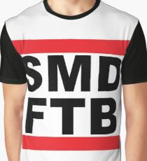 SMD FROM THE BACK (FTB) - Desus & Mero Graphic T-Shirt