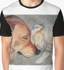 Judd and Molly Graphic T-Shirt
