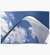 Saint Louis Arch  Poster