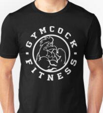 Gymcock Fitness - Strong Muscular Chicken Unisex T-Shirt