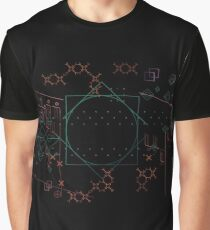 Dirk Gently Opening Sequence (Season 2) Graphic T-Shirt