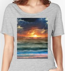 The ocean, the meaning of it all Women's Relaxed Fit T-Shirt