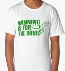 Philavania Philadelphia Winning is for the birds eagles  Long T-Shirt