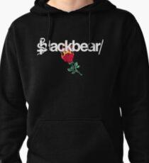 Blackbear [Rose w/ fire] Pullover Hoodie