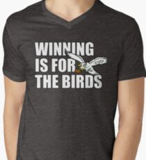 WINNING Is for the BIRDS Eagles Football Shirt T-Shirt
