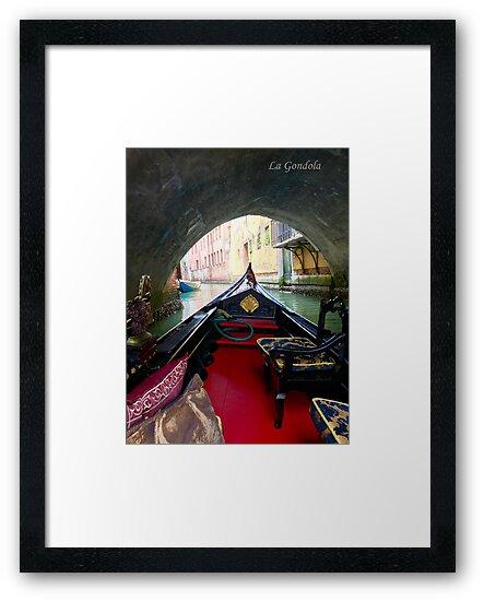 La Gondola in Venezia by ItalianOntheGo