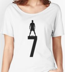 # CR7 T-shirts coupe relax