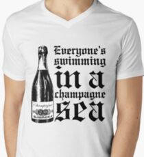 Everyone's Swimming In A Champagne Sea T-Shirt
