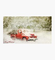 Special Delivery Photographic Print