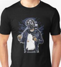 Gasmask Bastard T-Shirt