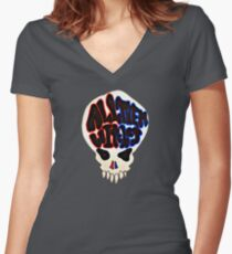 All Them Witches Women's Fitted V-Neck T-Shirt
