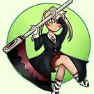Maka: Soul Eater by MistyHeir