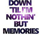 LIL PEEP NOTHIN BUT MEMORIES by rule30