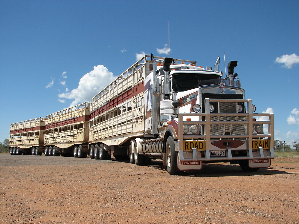 Kenworth T904 by caamano