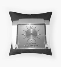 In The Old Days Throw Pillow
