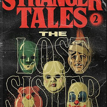 Stranger Things Chapter 7 The Lost Sister by PaulyH