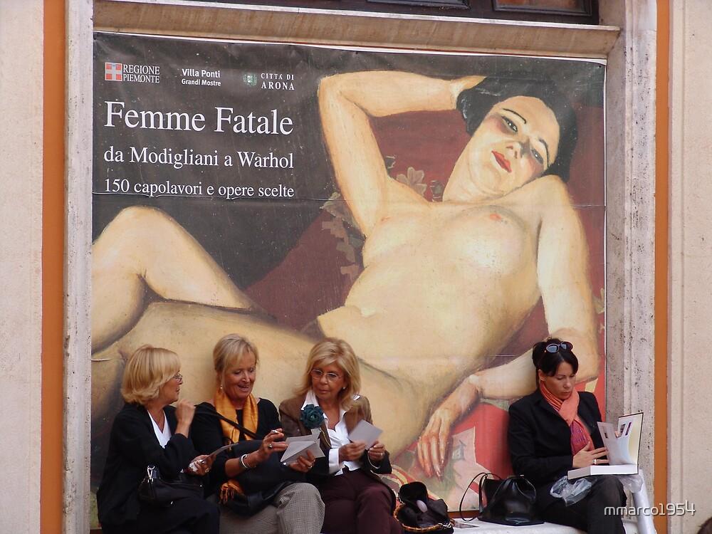 Fatal women by mmarco1954