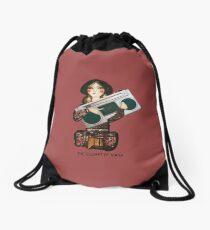 The Secret of Mana Drawstring Bag