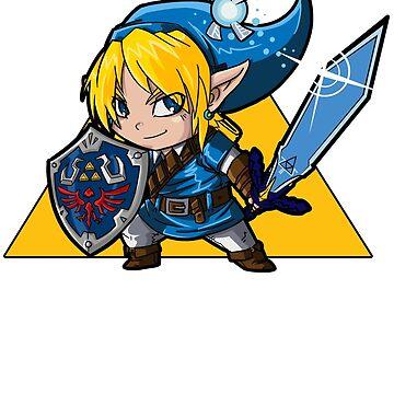 Blue HERO by FuranSan