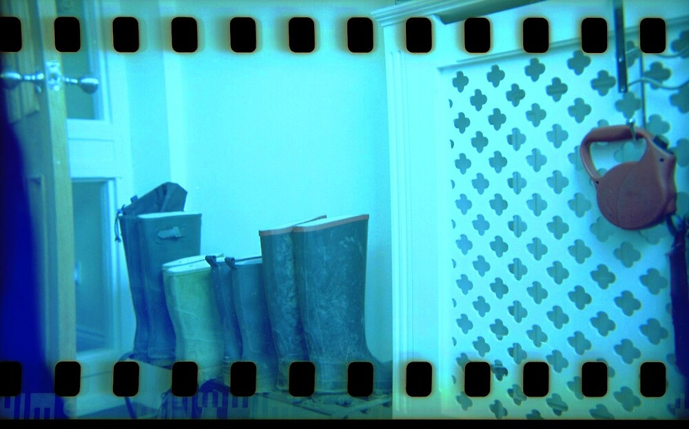 welly boot room by armgw