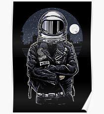 Astro Rebel Poster