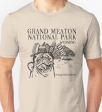 Grand Meaton National Park T-Shirt