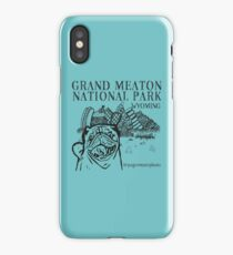 Grand Meaton National Park iPhone Case/Skin
