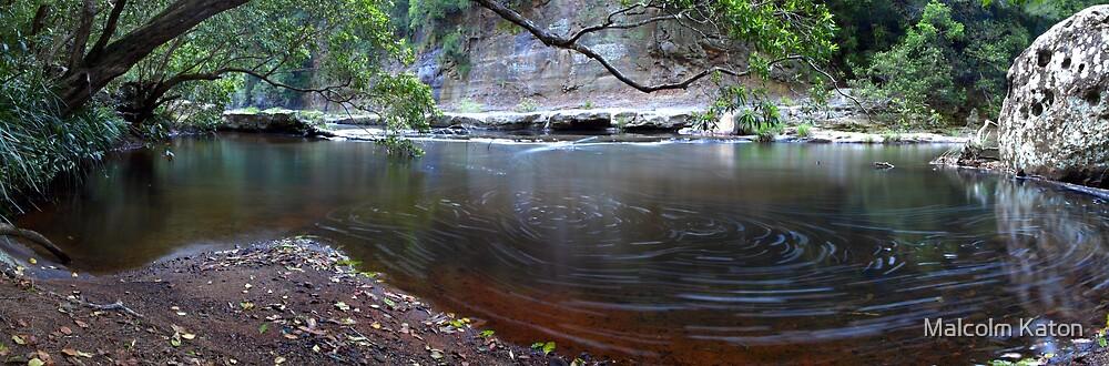 Natural Beauty - Kangaroo Valley, NSW by Malcolm Katon