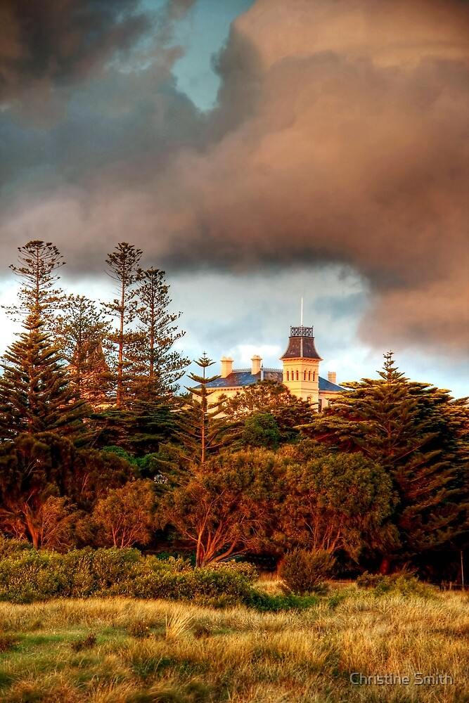 Early Morning at Queenscliff, Victoria by Christine Smith