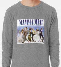 Mamma Mia Besetzung Poster Leichter Pullover
