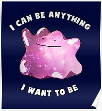 Ditto Meme Posters Redbubble