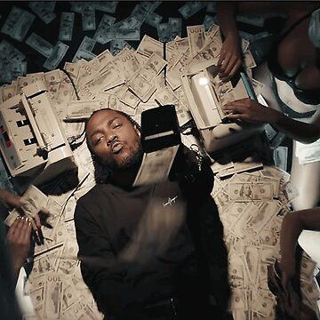 Kendrick Lamar - Geld zählt bescheiden von powr13