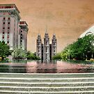 Temple Square by TingyWende