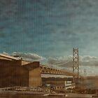 Akashi Bridge by Valerie Rosen