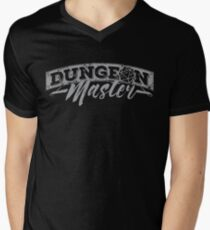 Dungeon Master Men's V-Neck T-Shirt